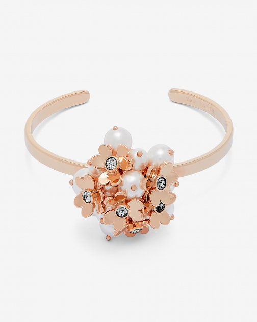 Ted Baker Heart Blossom Cuff