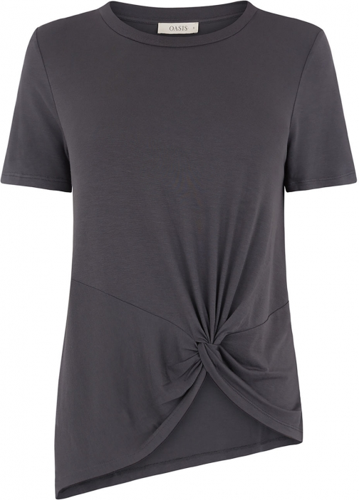 Oasis KNOT SIDE TEE T-Shirt