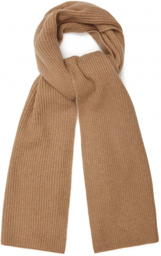 Reiss Emmerson - Cashmere Camel, Womens Scarf