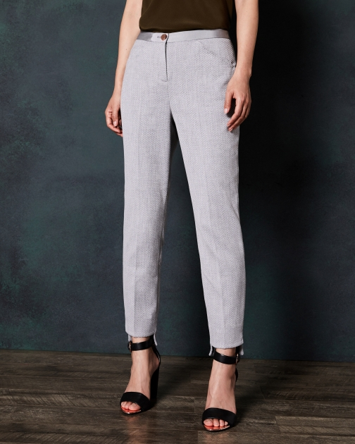 Ted Baker Stitch Detail Skinny Trouser