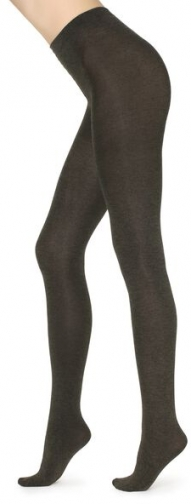 Calzedonia Super Opaque With Cashmere Woman Green Size XL Tight