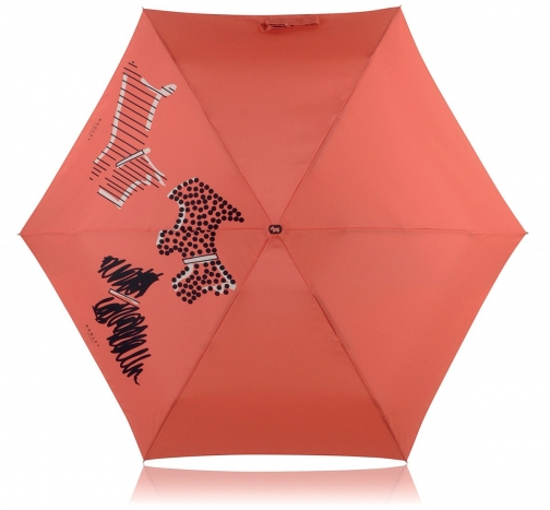 Radley London Fleet Street Compact Telescopic Umbrella