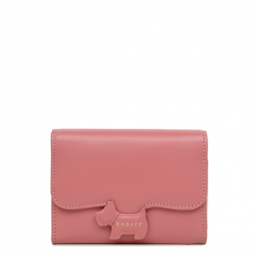 Radley Crest Medium Flapover Purse