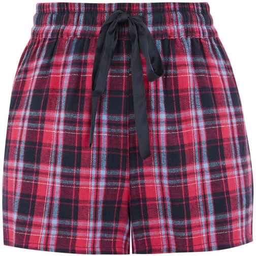 Oasis BRUSHED CHECK Short