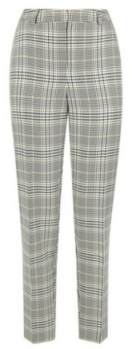 Dorothy Perkins Tall Multi Coloured 'Sienna' Check Print Trousers Trouser