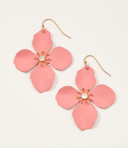 Loft Soft Touch Petal Drop Earring