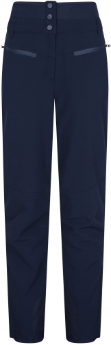 Mountain Warehouse Avalanche Womens High-Waisted Slim Fit Ski Pants - Navy Trouser