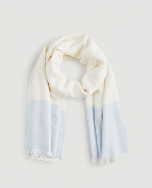 Ann Taylor Factory Two Tone Scarf