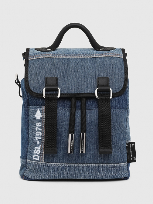 Diesel P3186 - Blue Backpack