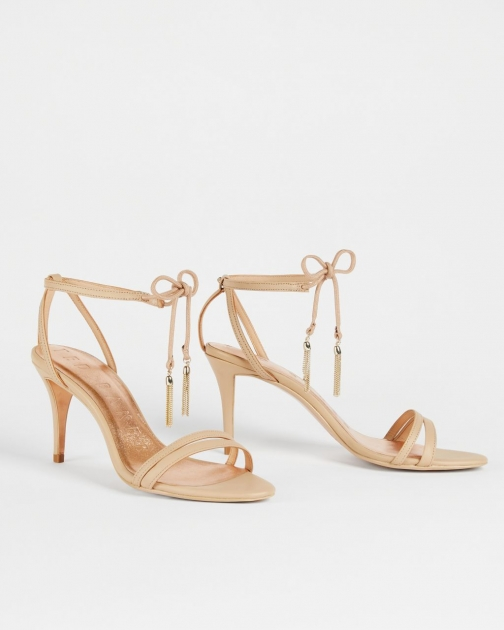 Ted Baker Tassel Tie Strappy Sandals