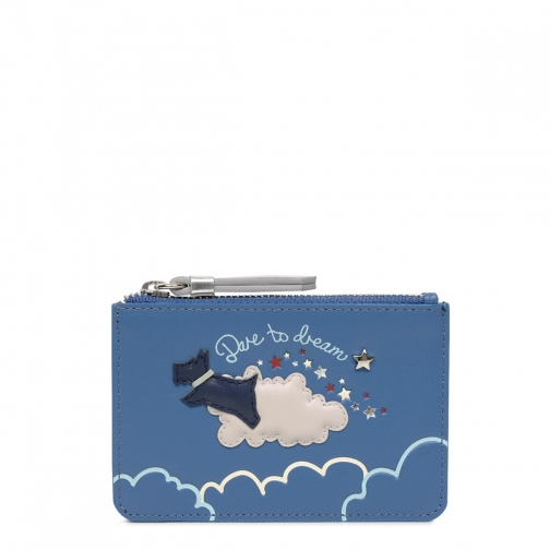 Oasis London Dare To Dream Small Zip-Top Coin Purse