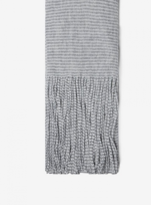Dorothy Perkins Womens **Pieces Grey - Grey, Grey Scarf