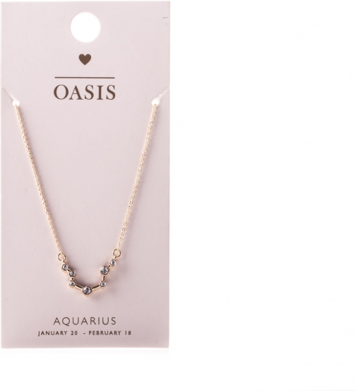 Oasis Aquarius Necklace