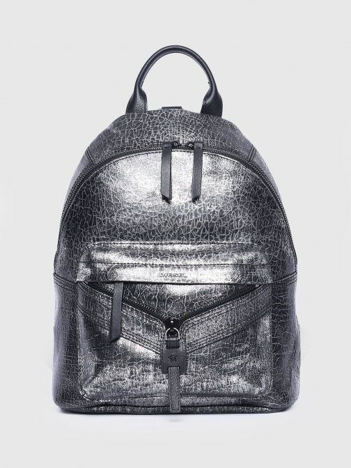 Diesel P1819 - Silver Backpack