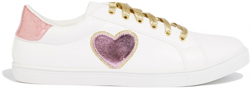 Oasis HEART METALLIC Trainer