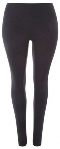 Dorothy Perkins Womens **DP Curve Charcoal High Waisted - Grey, Grey Legging