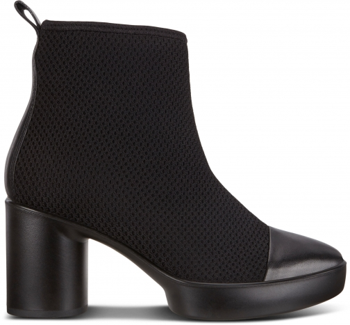 Ecco Shape Sculpted Motion 55 Knit Ankle Boot