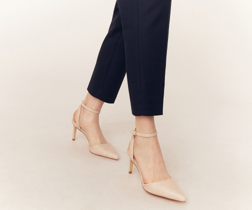 Oasis Stacie Pointed Toe Heels Shoes