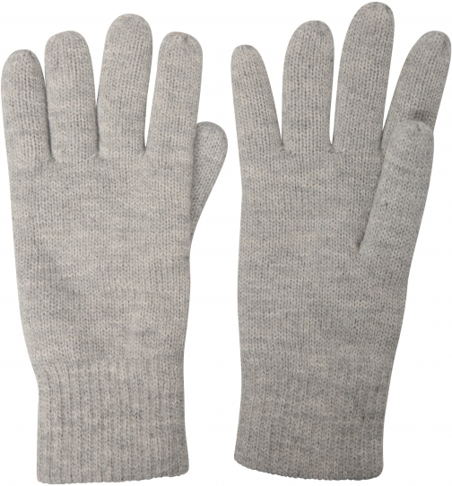 Mountain Warehouse Thinsulate Womens Knitted - Grey Glove
