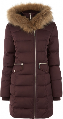 Oasis YARMOUTH PADDED COAT Jacket