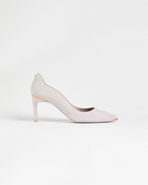 Ted Baker Back Detail Low Court