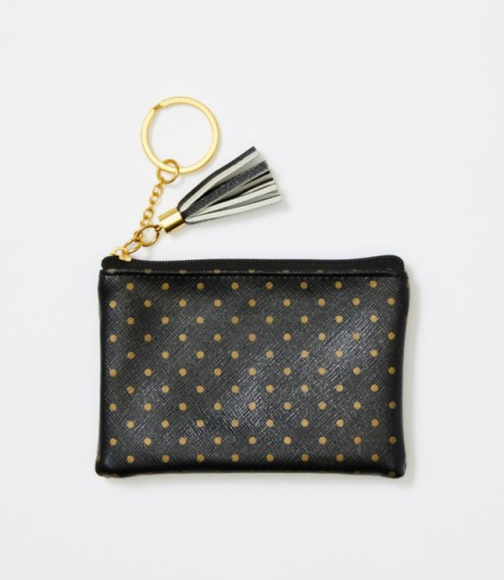 Loft Dotted Card Case