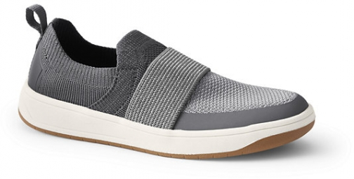 Lands' End Women's Active Sneakers - Lands' End - Gray - 6 Trainer