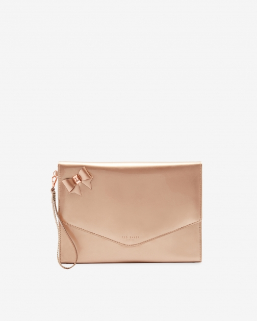 Ted Baker Bow Envelope Ipad Pouch