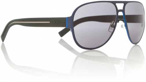 Dior DIOR0190S Female Black Rectangle Sunglasses