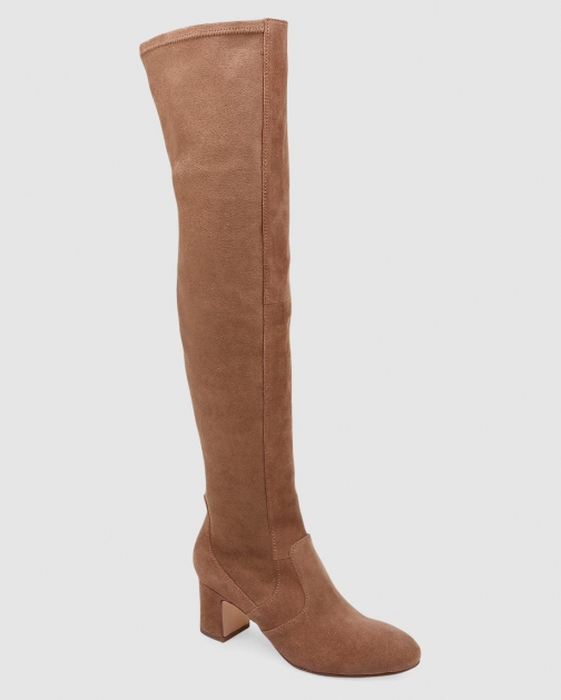 Splendid Charlotte Over The Knee Boot Knee High Boots