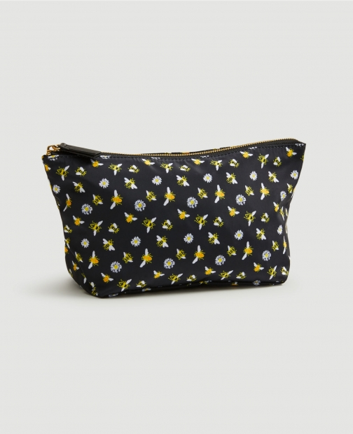 Ann Taylor Factory Bumble Bee Cosmetic Case