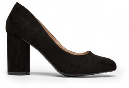 Dorothy Perkins Black 'Delia' Shoes Court