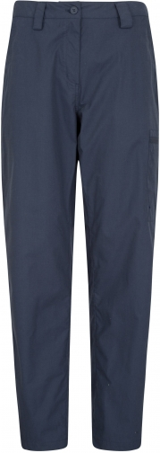 Mountain Warehouse Trek II Womens Trousers - Navy Trouser