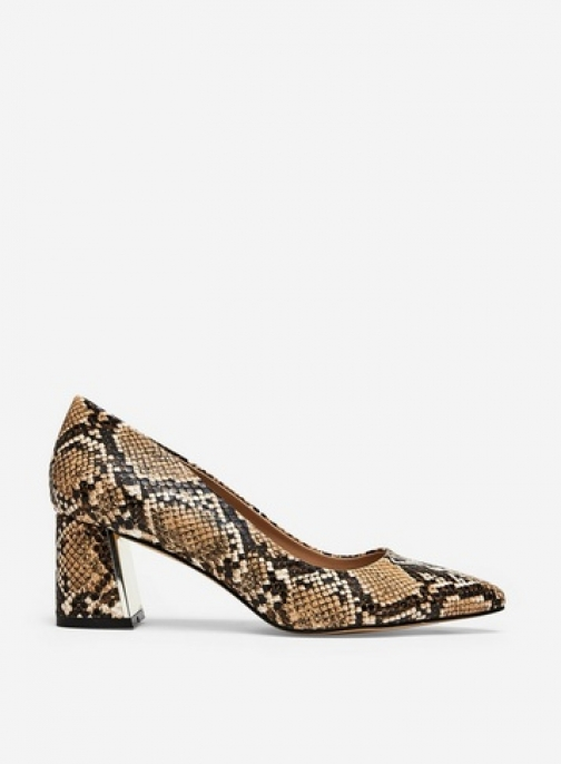 Dorothy Perkins Multi Colour 'Daydream' Snake Print Shoes Court