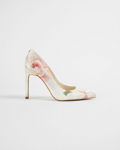 Ted Baker Leather Bouquet Court