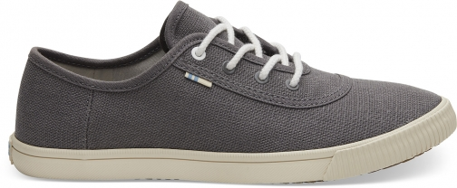 Toms Shade Heritage Canvas Women's Carmel Sneakers Topanga Collection Shoes Trainer