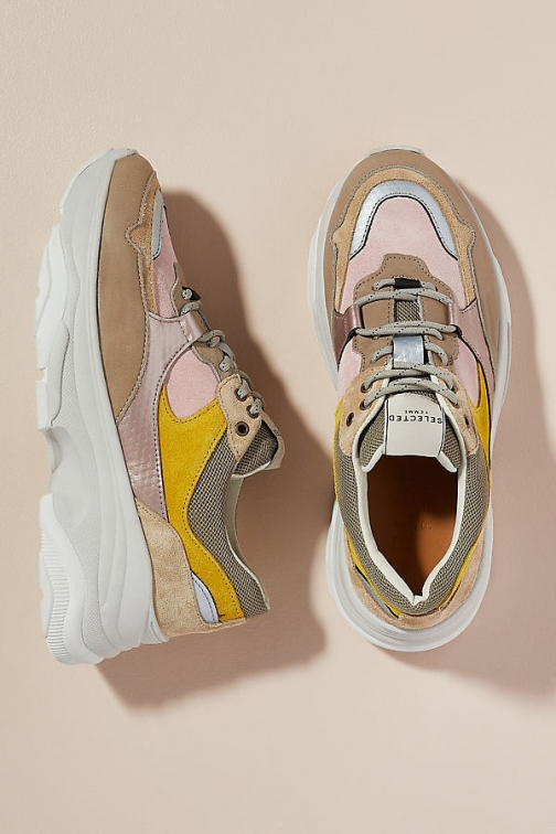 Selected Femme Colourblocked Trainer