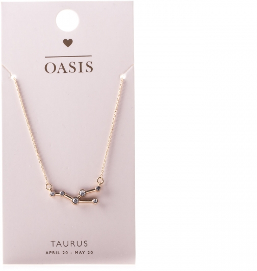 Oasis Taurus Necklace Necklace