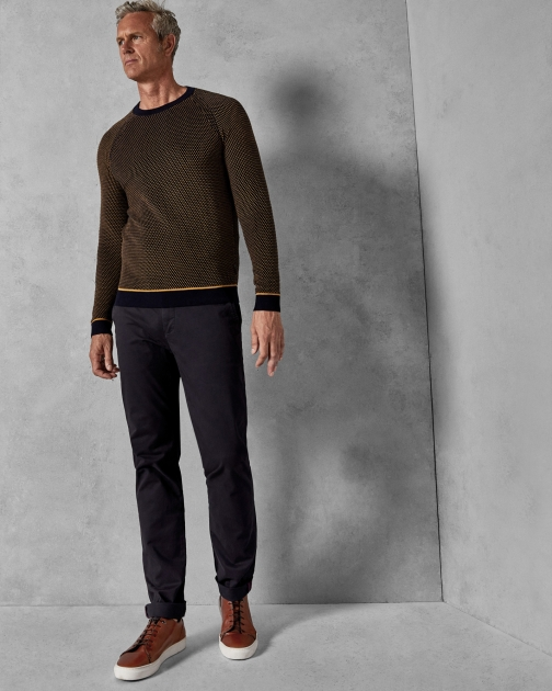 Ted Baker Slim Fit Cotton Chino