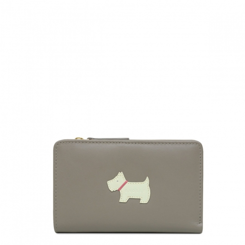 Radley Heritage Dog Medium Zip-Top Purse