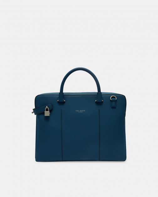 Ted Baker Rubber-look Document Bag