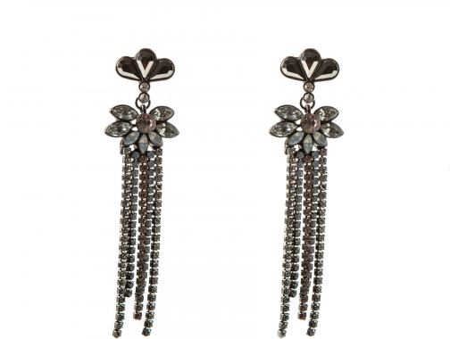 Oasis CRYSTAL CHAIN Earring