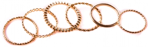 Oasis Mixed Pack Ring