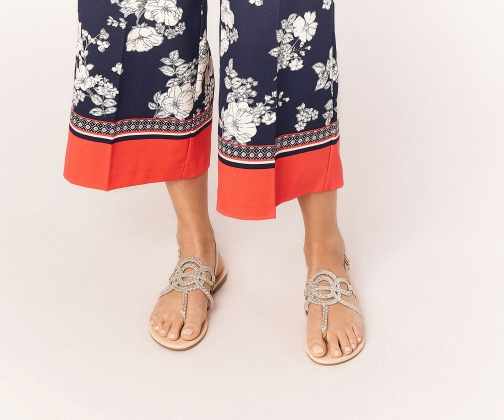 Oasis Tilly Toepost Sandals