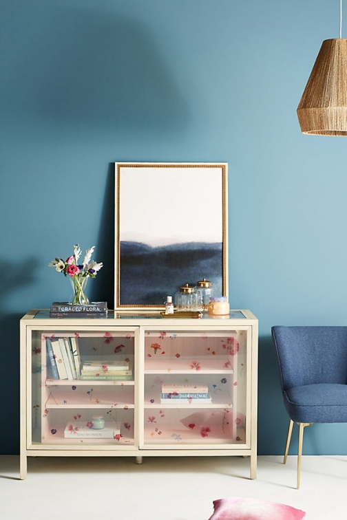 Anthropologie Marketa Sideboard - Pink Accessorie