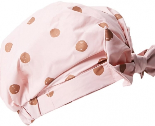 Riley Rose Luxe Shower – Blush Dot At Forever 21 , Pink/gold Cap