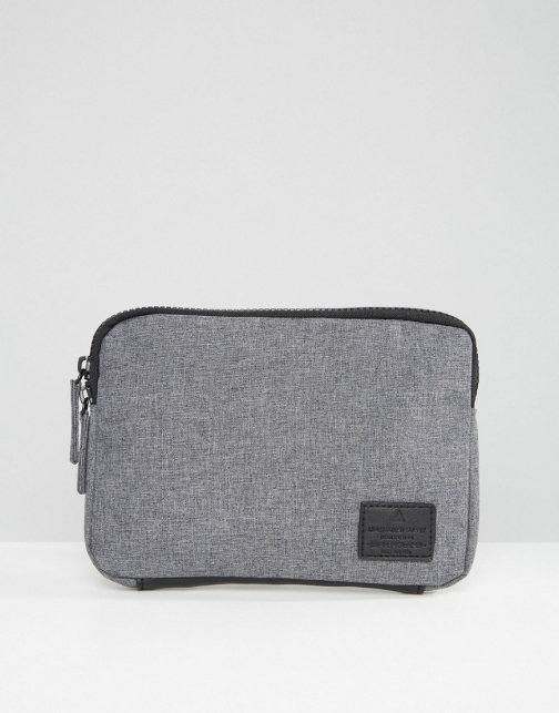 Asos Ipad Mini With Contrast Zip Case