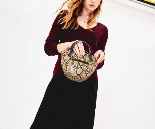 Oasis Tabby Saddle Bag