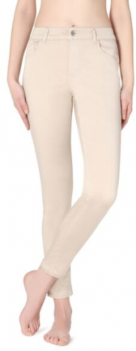 Calzedonia Sexy-Slim-Fit Lightweight Woman Nude Size M Jeans