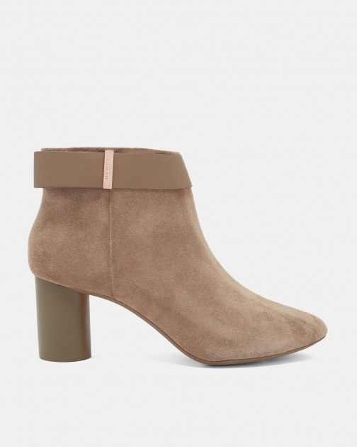 Ted Baker Circular Heel Ankle Boot